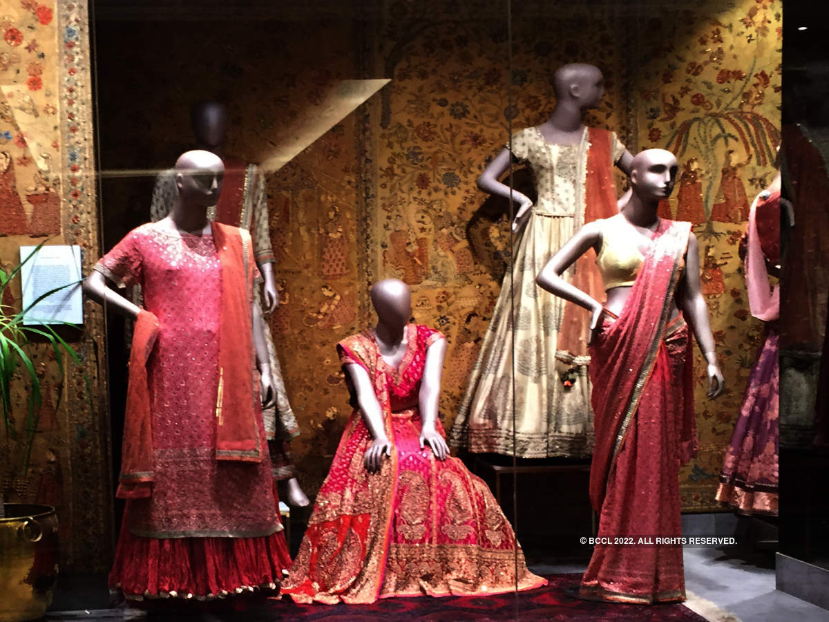 Designers Get Creative For Couture Under Lockdown Times Of India