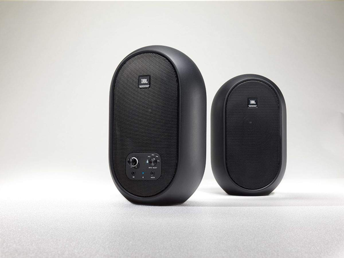 Jbl Launches One Series Monitor Speakers With Bluetooth Available At Introductory Price Of Rs 11 499 Times Of India