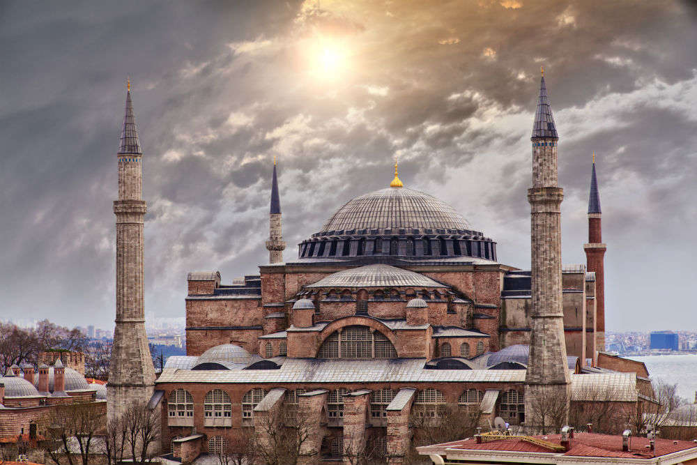 Turkey's iconic Hagia Sofia stripped of it's museum status, turns into a mosque