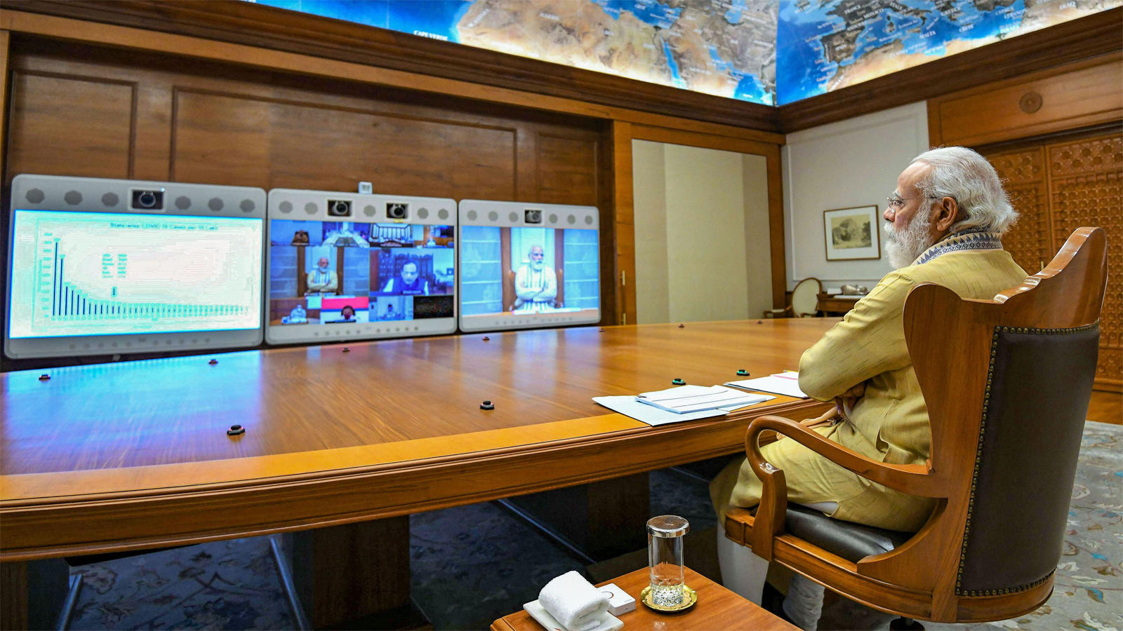 close-monitoring-is-key-pm-narendra-modi-at-covid-review-meet