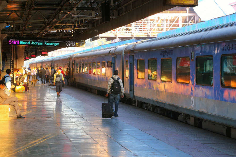 Indian Railways cancels these trains between Bihar and Jharkhand