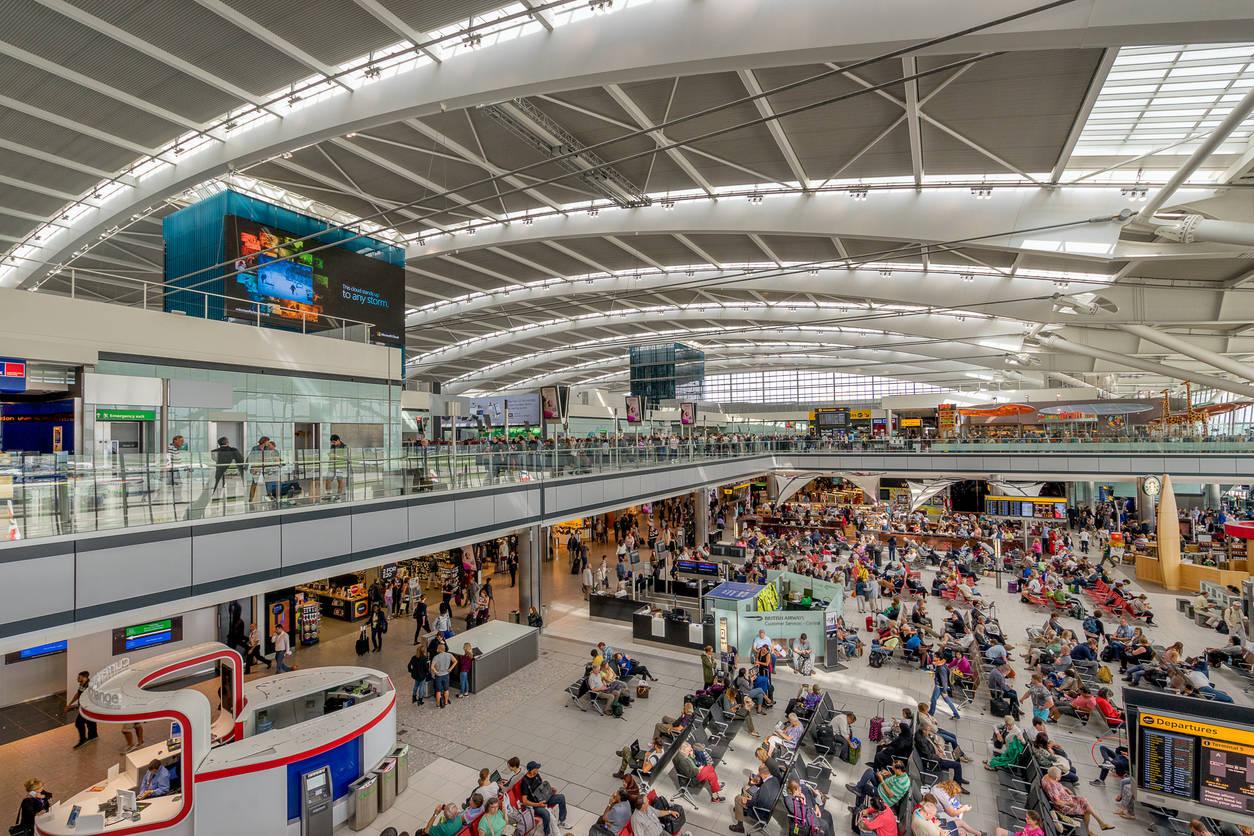London's Heathrow Airport to start COVID-19 testing