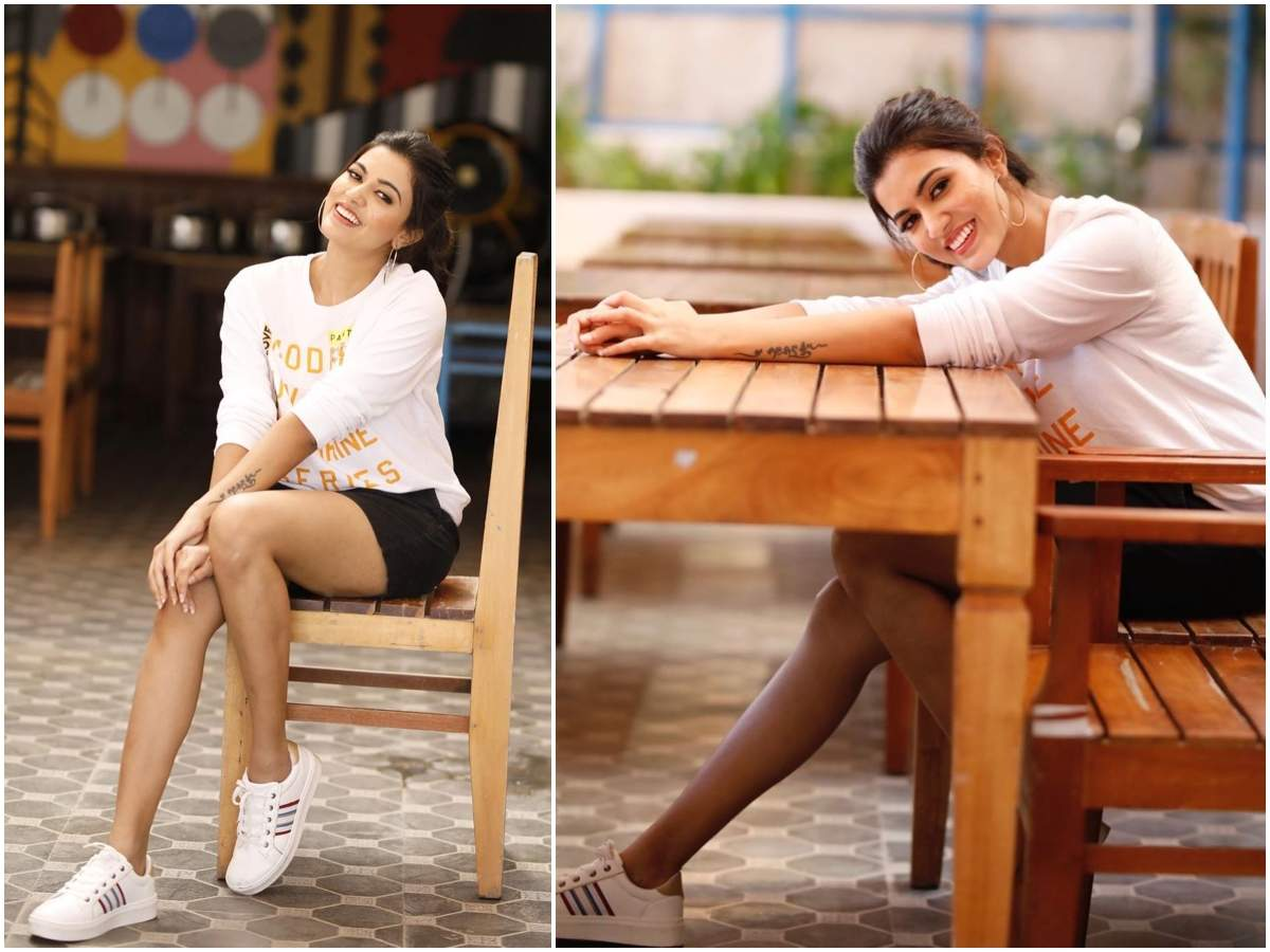Anju Kurian Anju Kurian Bewitches Fans With Her Latest Pictures Malayalam Movie News Times Of India