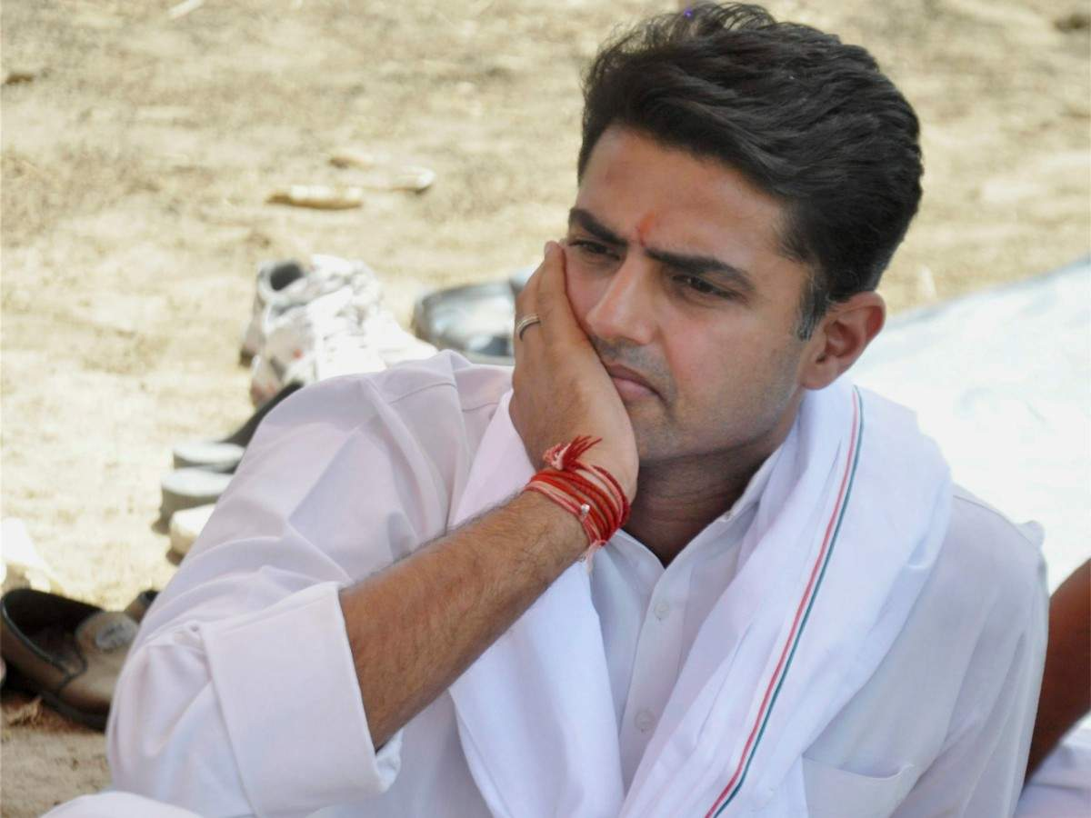 Rajasthan political disaster stay updates: Sachin Pilot says not becoming a member of BJP thumbnail