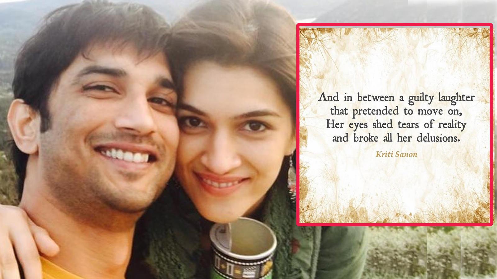 kriti-sanon-shares-cryptic-poem-fans-assume-she-misses-sushant-singh-rajput-terribly