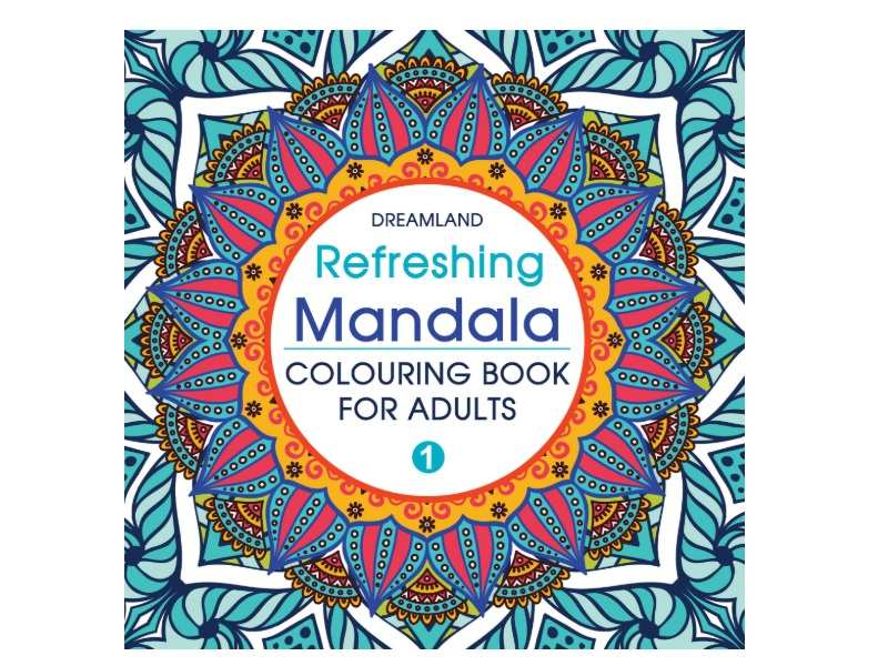 Mandala Colouring Books For Adults That Can Keep You Busy For Hours Most Searched Products Times Of India