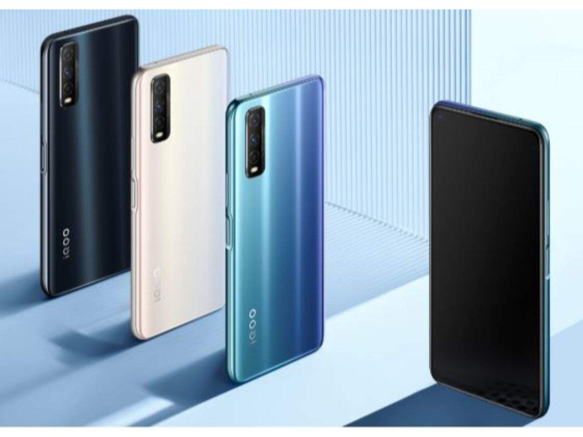iqoo u1: iQoo U1 with Snapdragon 720G launched in China - Times of India