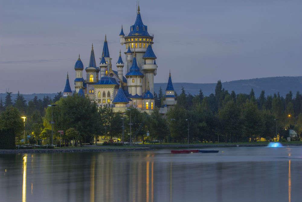 Disneyland in Paris has finally opened its doors for travellers