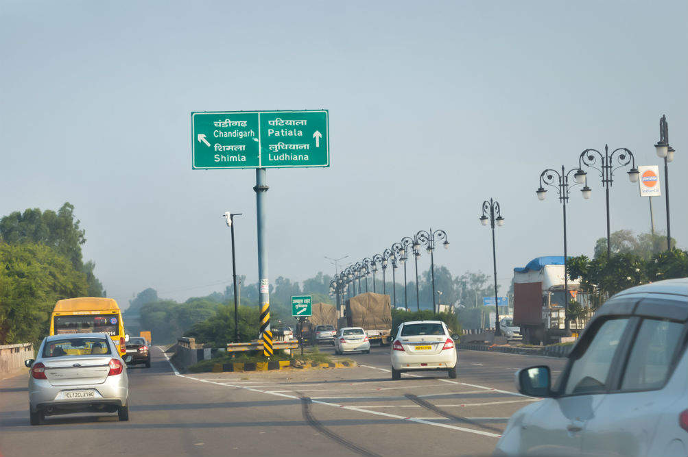 Delhi to Chandigarh in just two hours! It will be a reality by 2023
