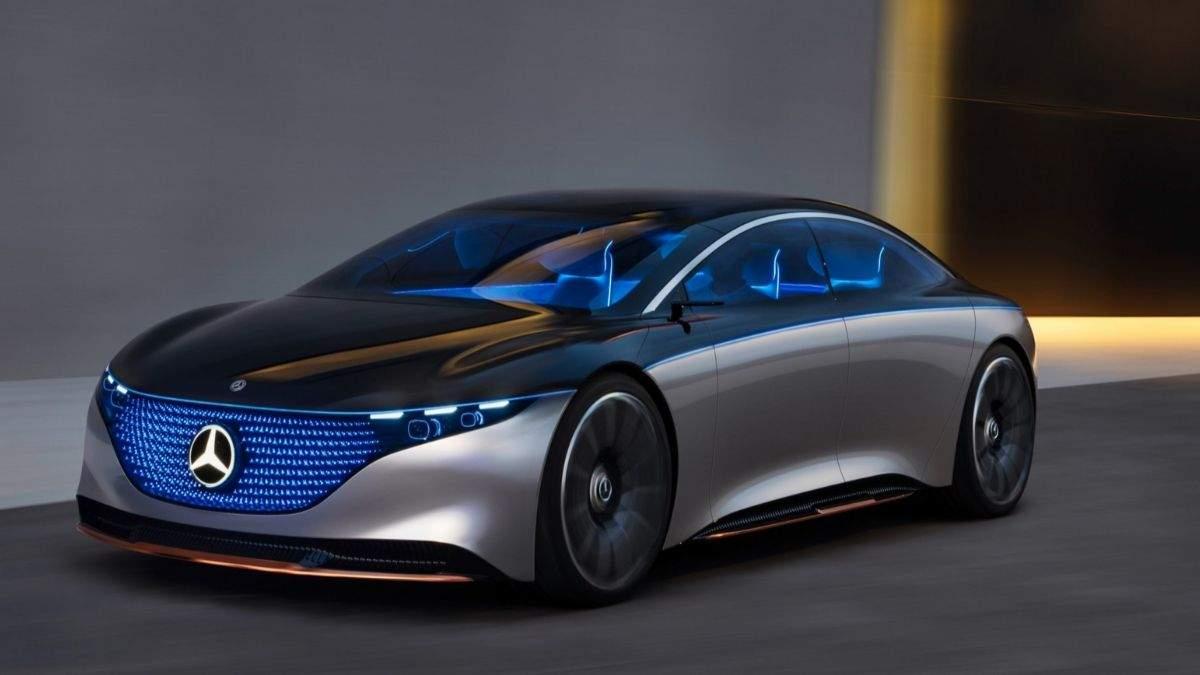 Mercedes Benz Sedan: Mercedes-Benz targets 700-km-range with EQS sedan,  hybrid portfolio expansion