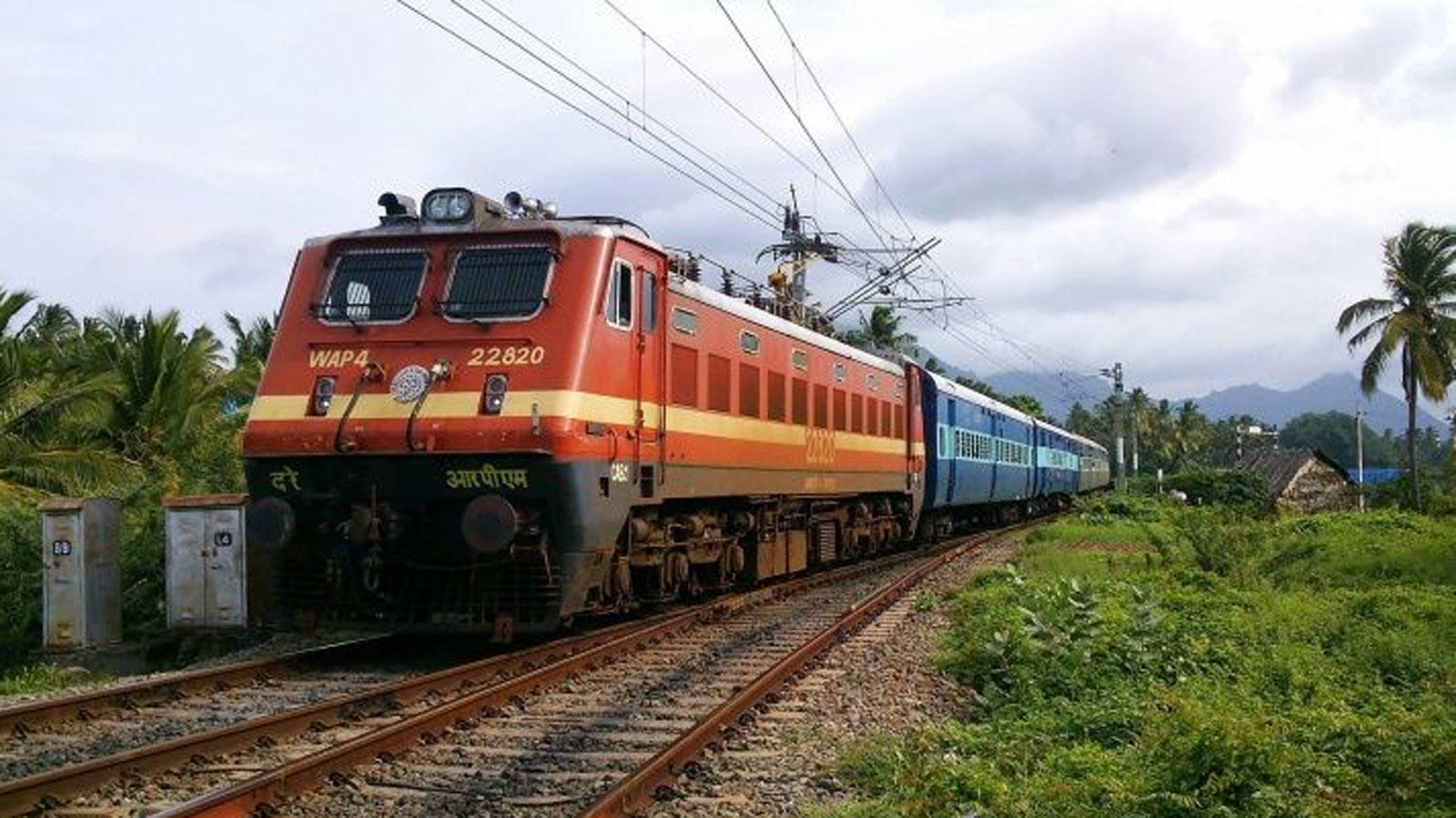 Indian Railways: Bombardier, GMR among 16 to show interest in private trains  | India News - Times of India