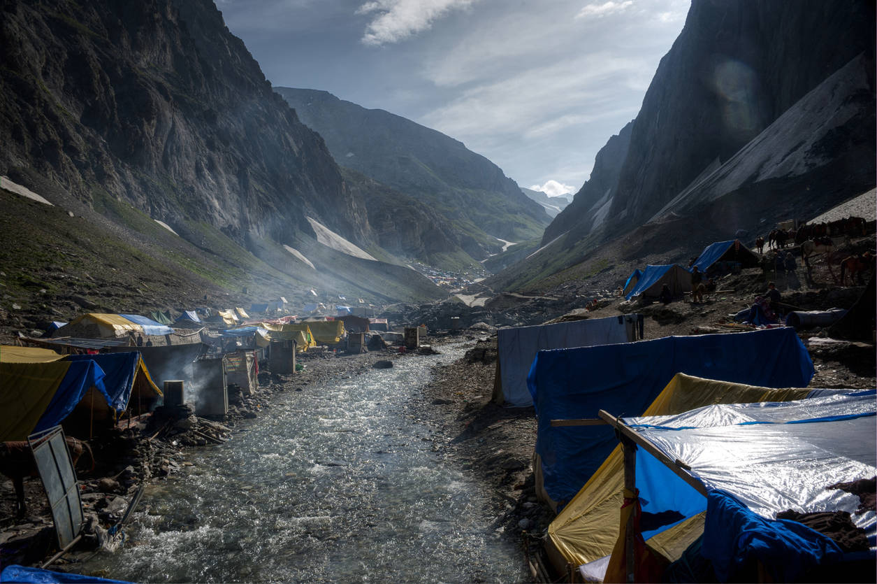 Amarnath Yatra cancelled in light of COVID-19 pandemic