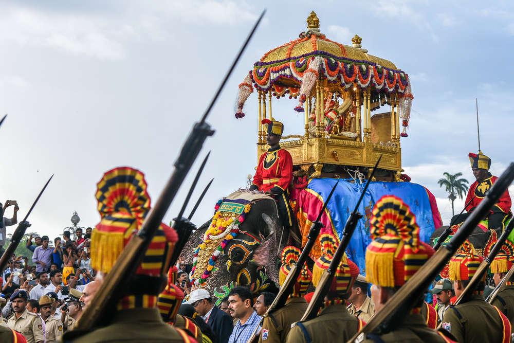Mysuru's grand Dasara celebrations may turn low-key this year