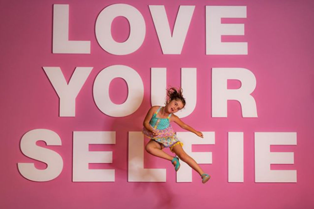 A Selfie Station in the USA has taken Instagram photography to the next level!