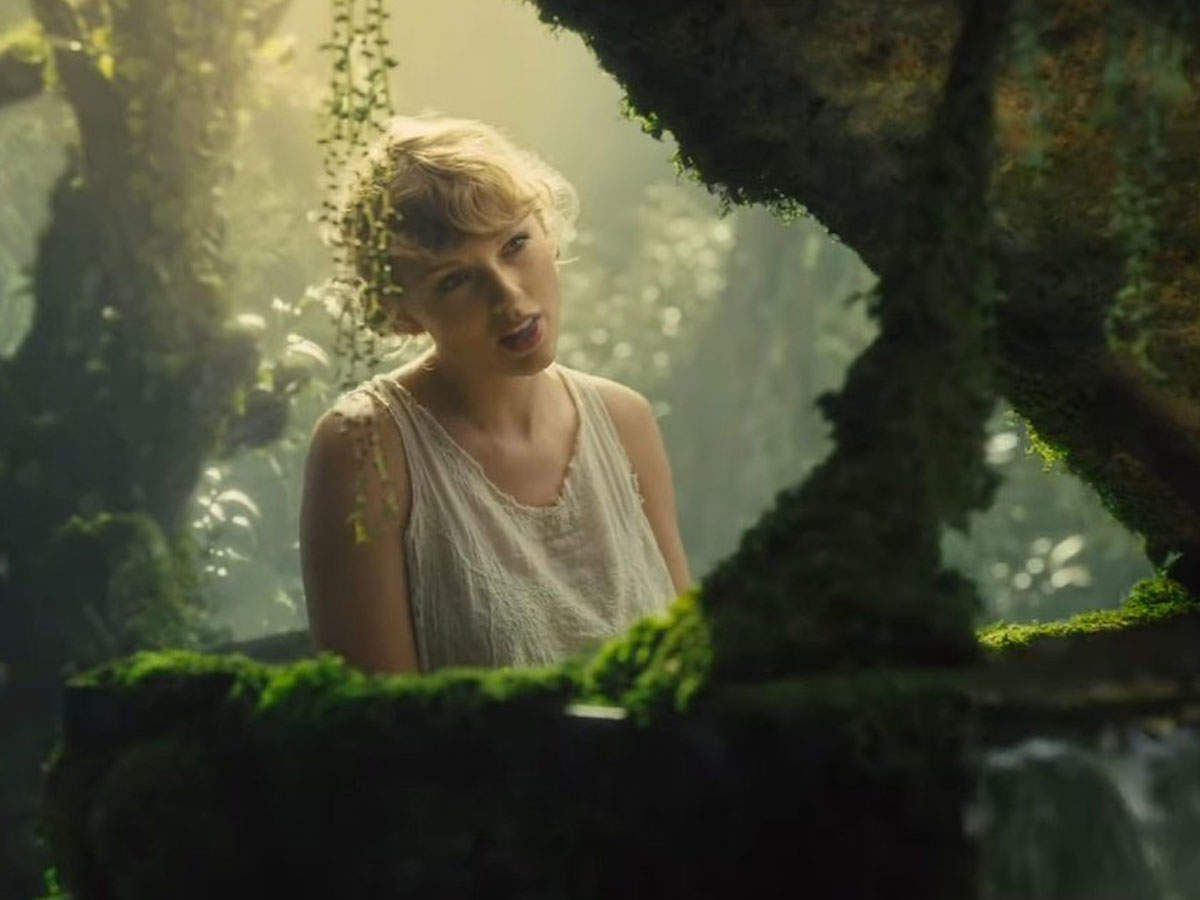 Watch Taylor Swift Releases Whimsical Cardigan Music Video As She Drops 8th Album Folklore English Movie News Times Of India