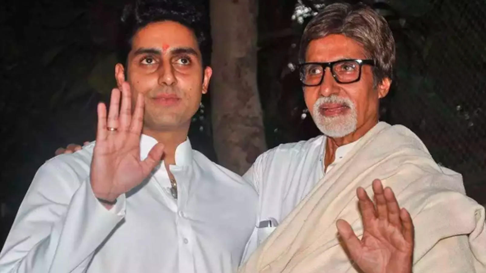COVID-19: Amitabh Bachchan and Abhishek Bachchan to be soon ...