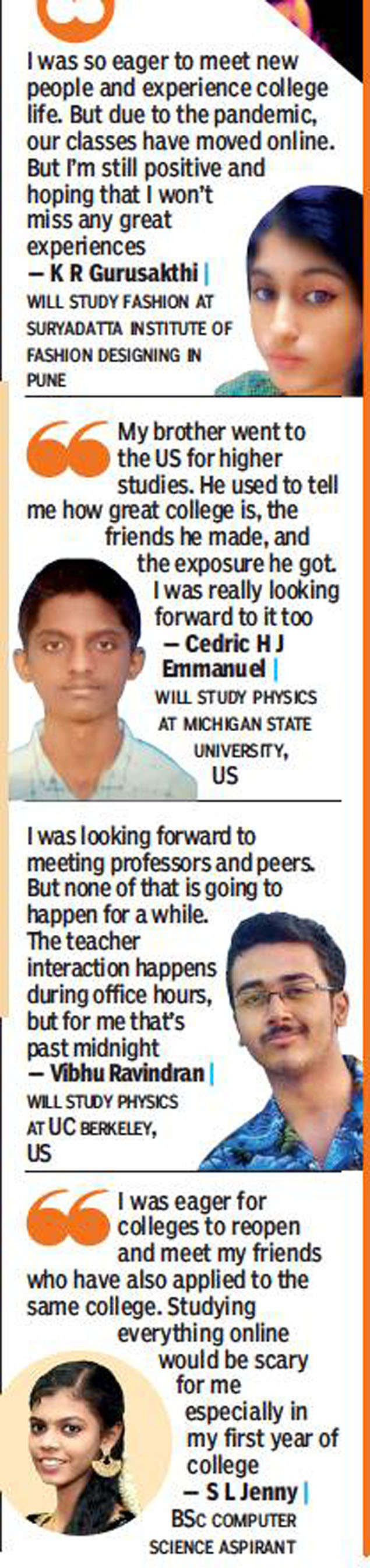 Tamil Nadu Covid In Town First Day At College Has To Wait Madurai News Times Of India