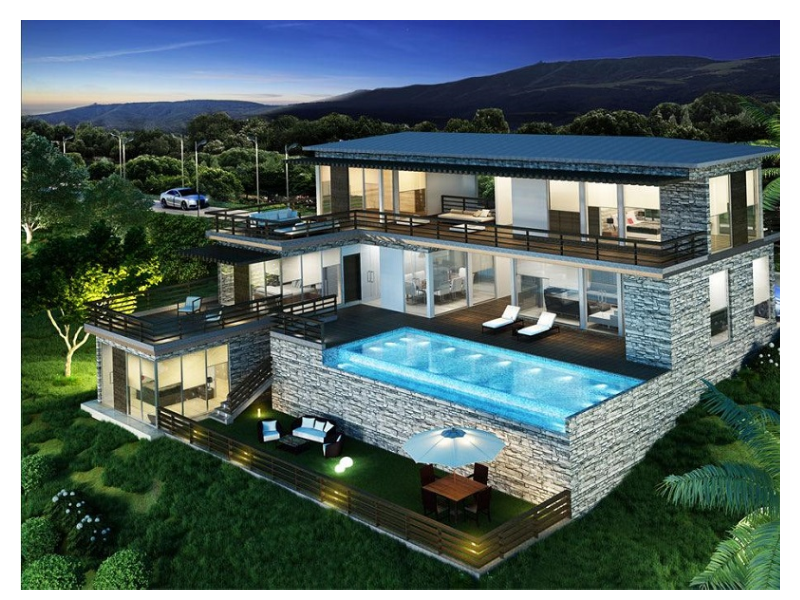 1 KHANDALA VALLEY Luxury second homes become first choice for millennials |  Mumbai News - Times of India