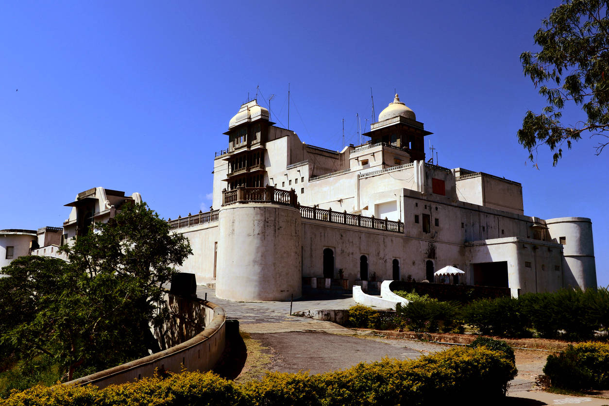 Monsoon Palace of India—the jewel in the crown of Udaipur