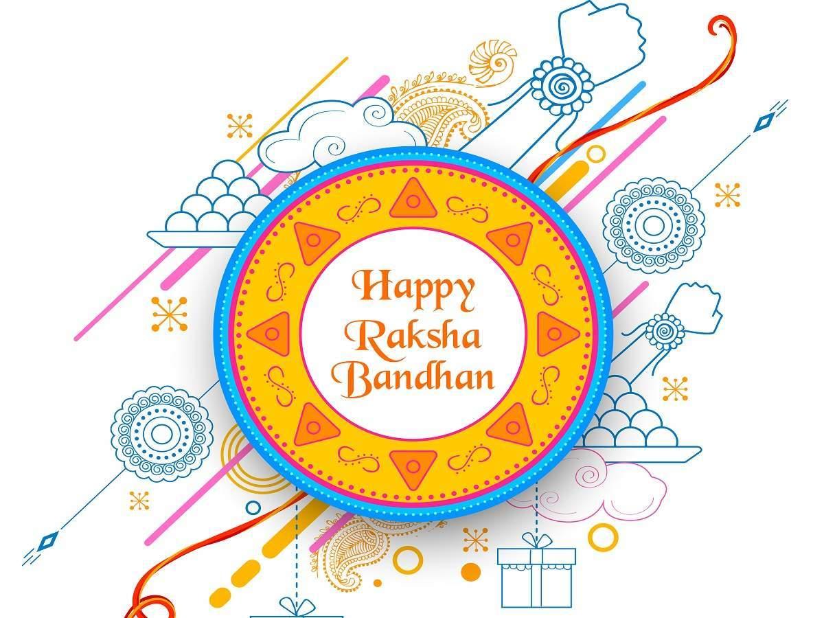 Happy Raksha Bandhan 2021 Rakhi Wishes Photos Images Messages Quotes Sms Status Greetings Wallpaper And Pics