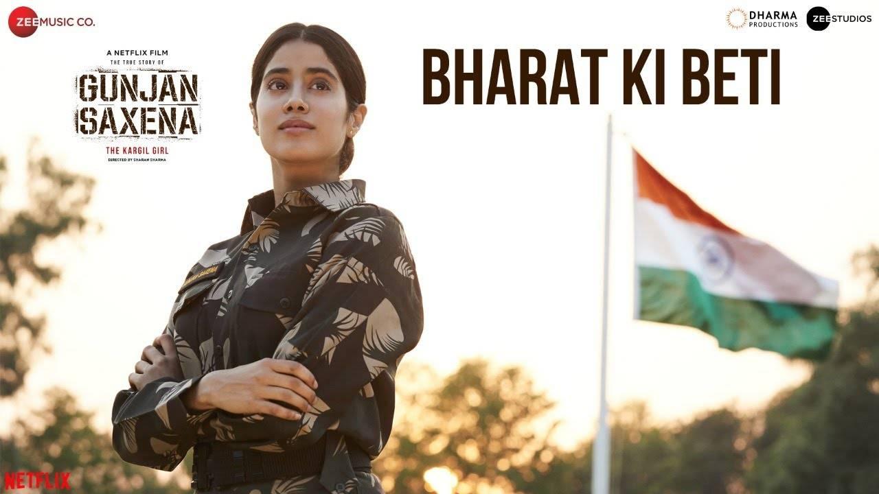 Gunjan Saxena The Kargil Girl Song Bharat Ki Beti Hindi Video Songs Times Of India