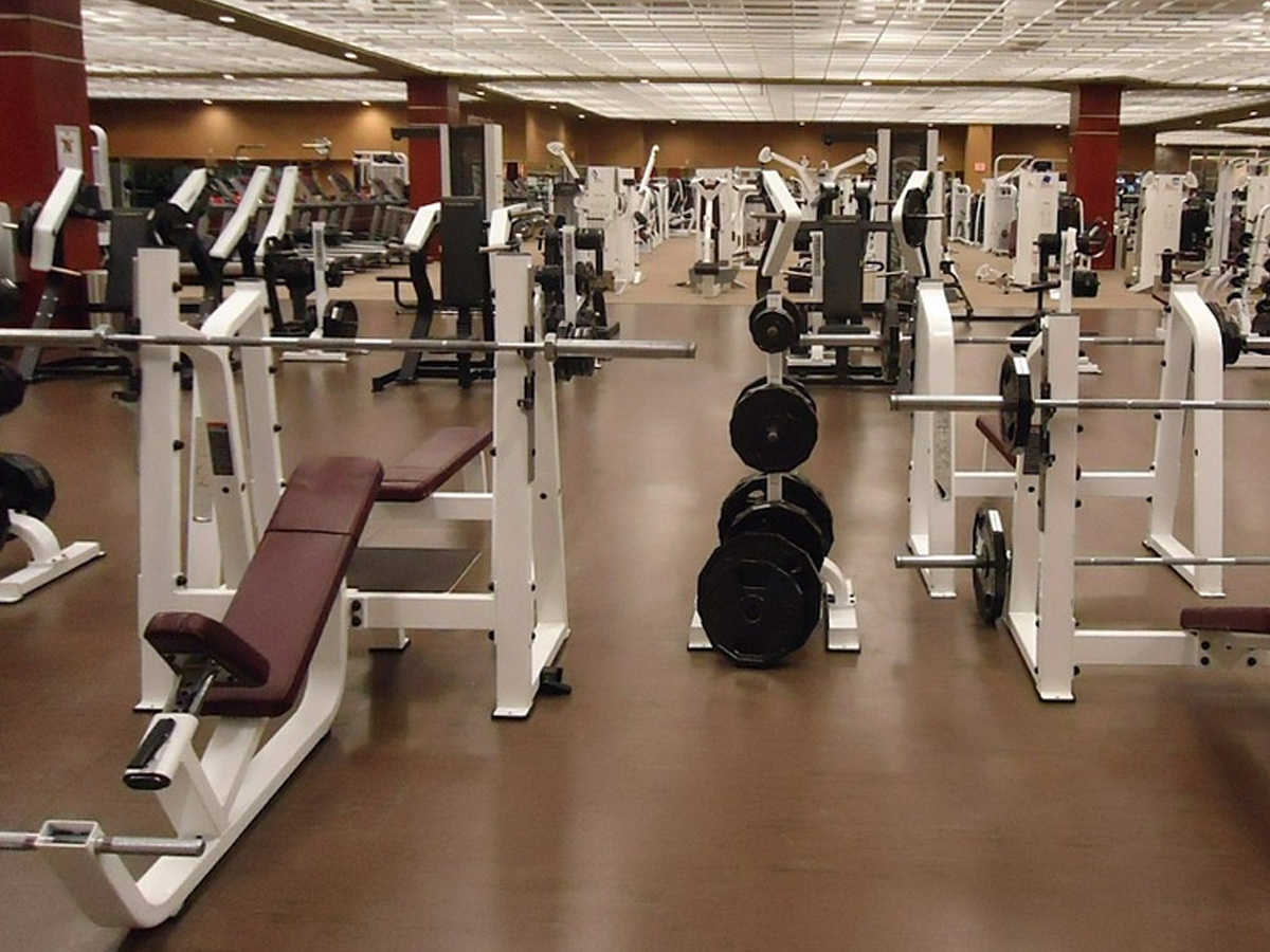 Govt Issues Guidelines For Reopening Of Gyms Yoga Institutes India News Times Of India
