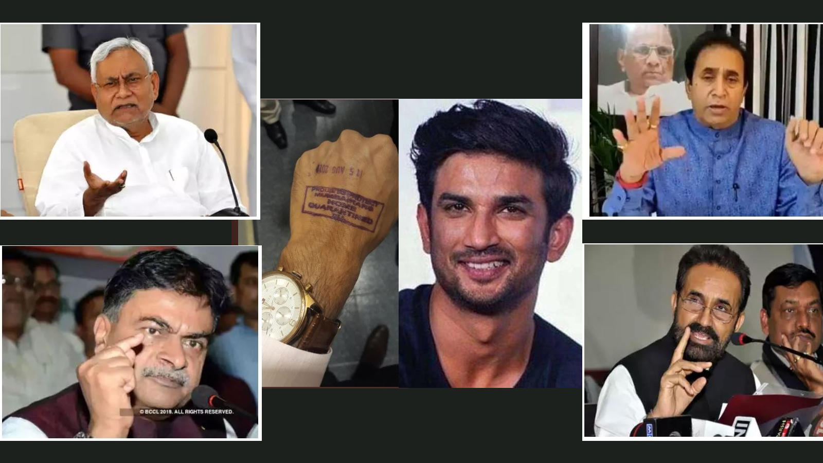 sushant-singh-rajput-death-case-netas-join-in-mumbai-vs-bihar-cops-turf-war-after-patna-sp-probing-late-actors-death-gets-forcibly-quarantined-on-arrival-in-mumbai