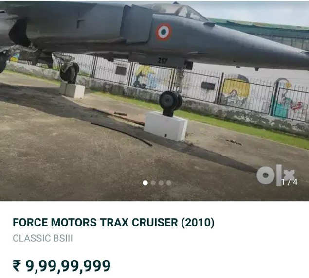 Mig 23 Olx Mig 23 Gifted By Iaf And Installed On Amu Campus Listed For Sale On Olx Agra News Times Of India