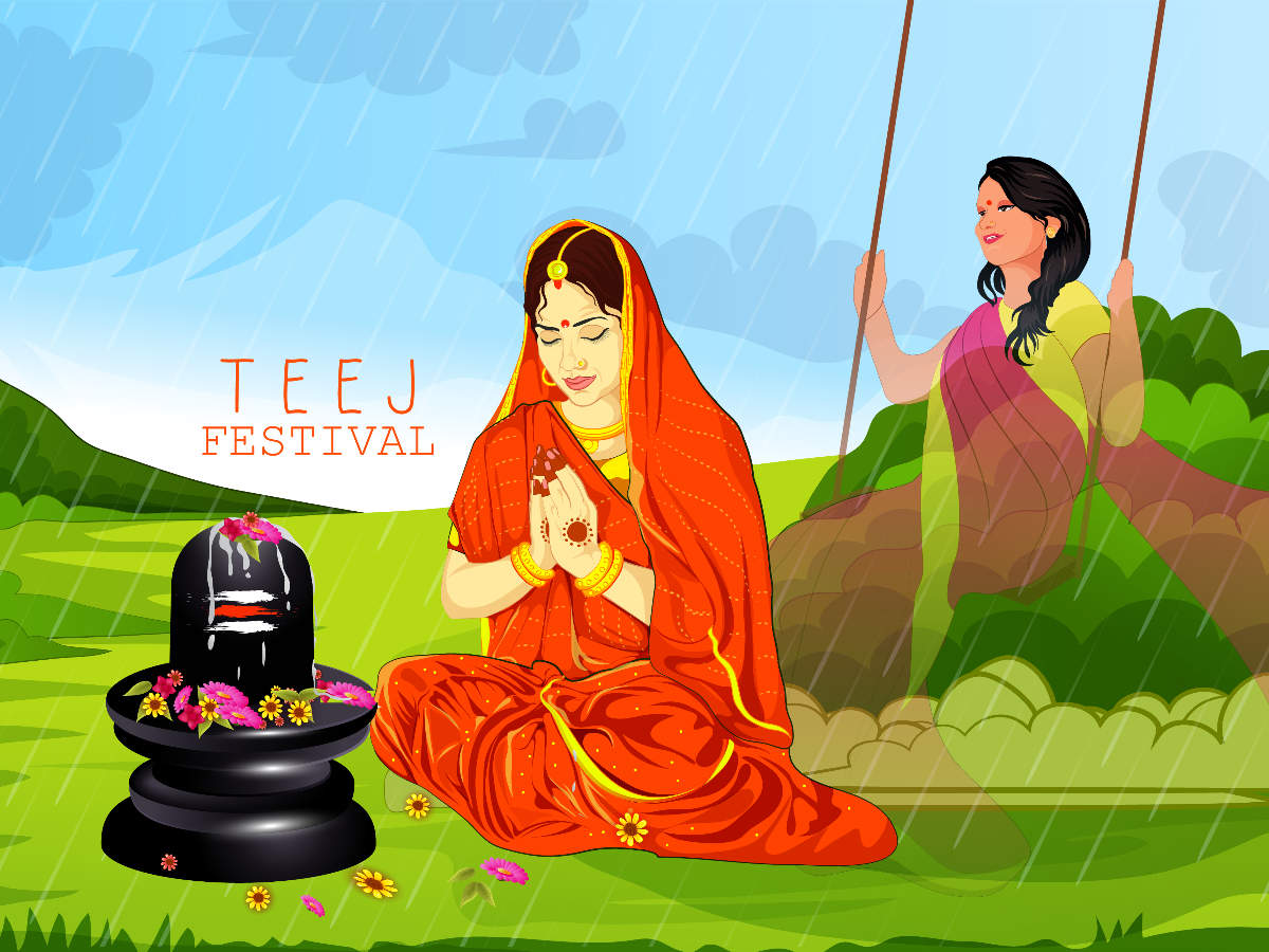Teej Festival of Rajasthan