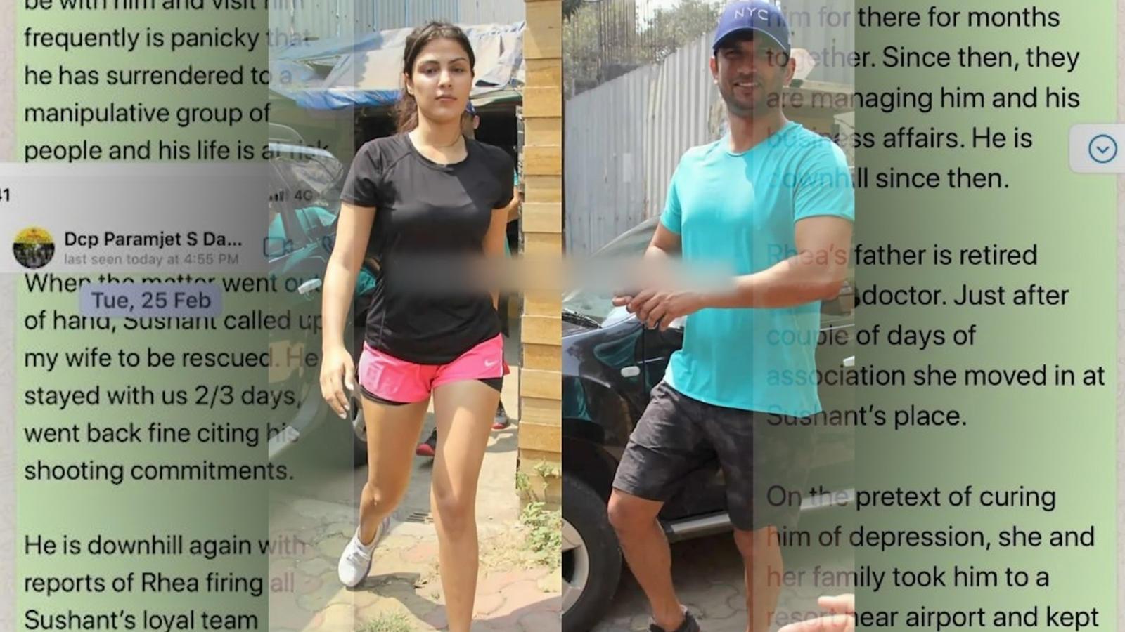rhea-chakrabortys-family-managing-sushant-singh-rajput-dragging-him-downhill-late-actors-kin-february-complaint