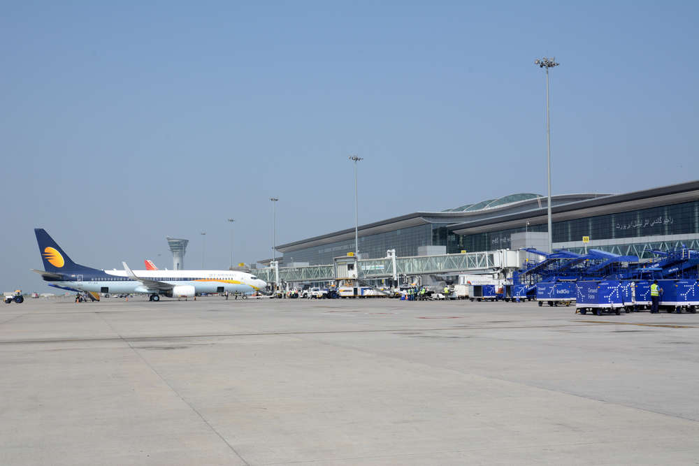 Hyderabad International Airport gets mass fever screening system to detect COVID-19 cases