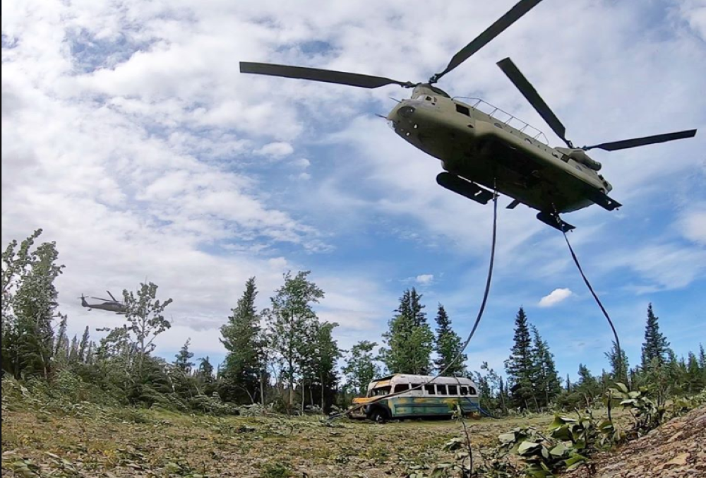 'Into the Wild' bus finds its new home at Alaska museum