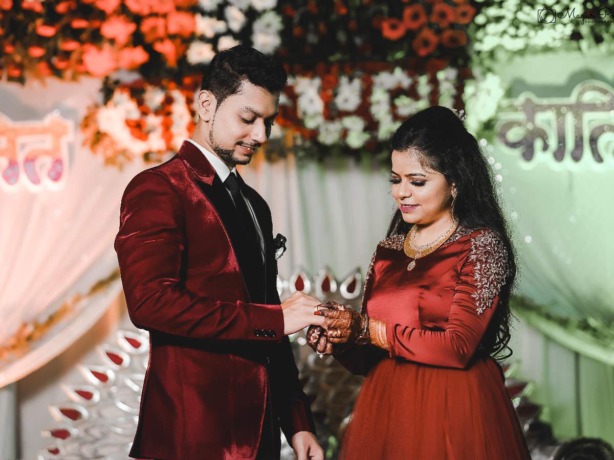 Singer Kartiki Gaikwad Finished Her Shoot And Recording Just Before Her Engagement Marathi Movie News Times Of India Dikhai diye yun ki bekhud kiya 3. singer kartiki gaikwad finished her