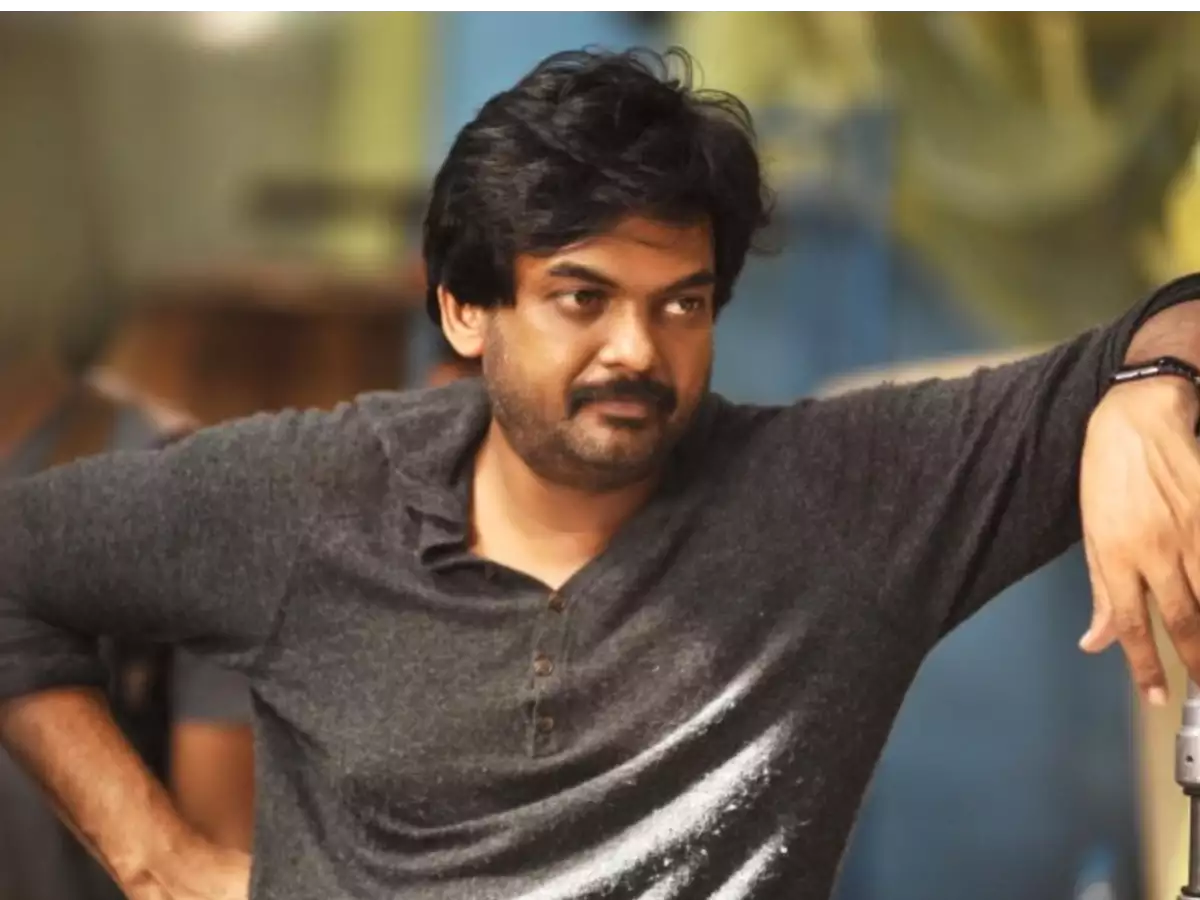Puri Jagannadh's podcast Puri Musings receives accolades from film frat |  Telugu Movie News - Times of India