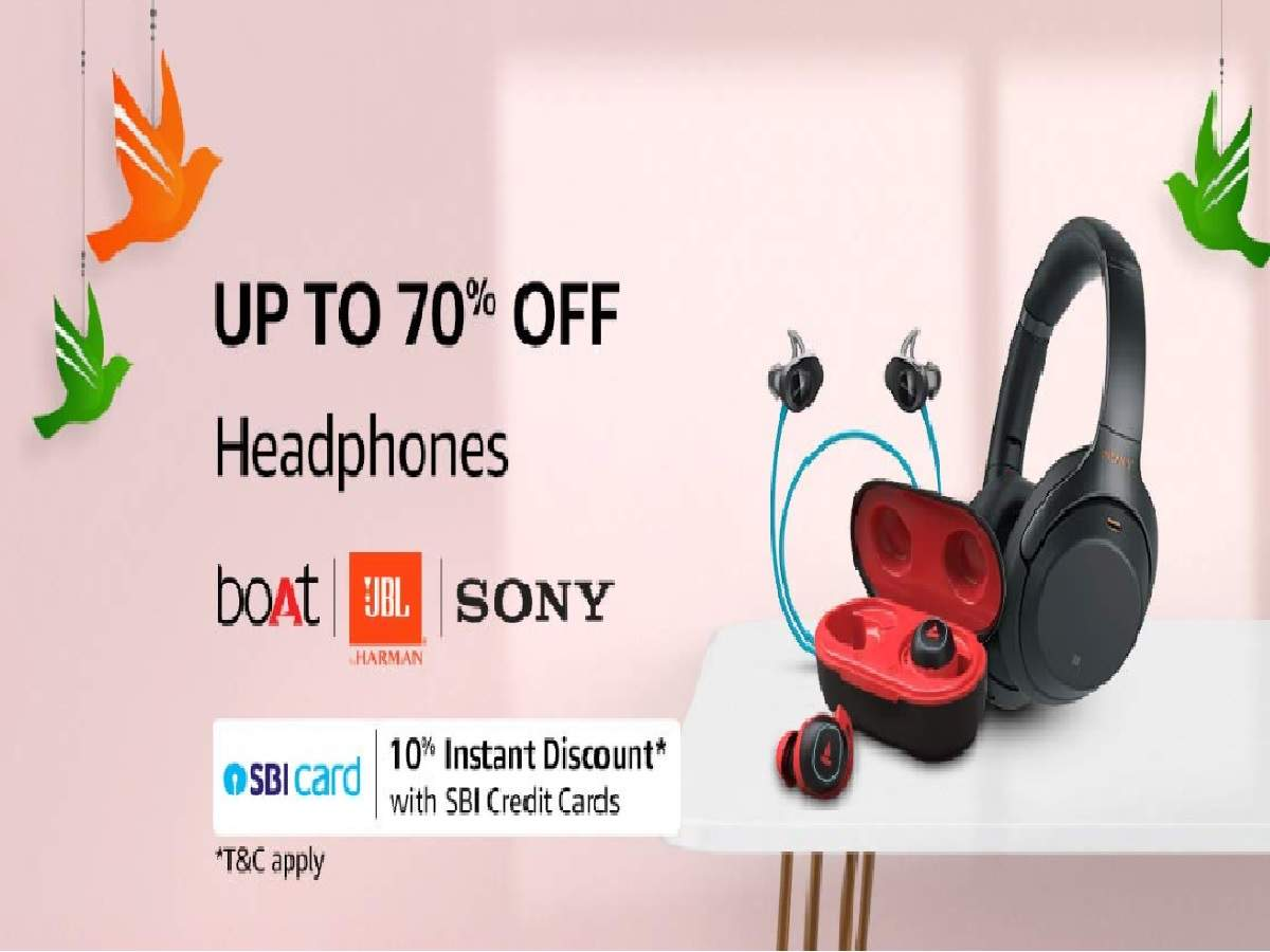 Amazon Prime Day Sale Amazon Prime Day 2020 Deals On Wireless Earphones Available At Up To 67 Discount Most Searched Products Times Of India