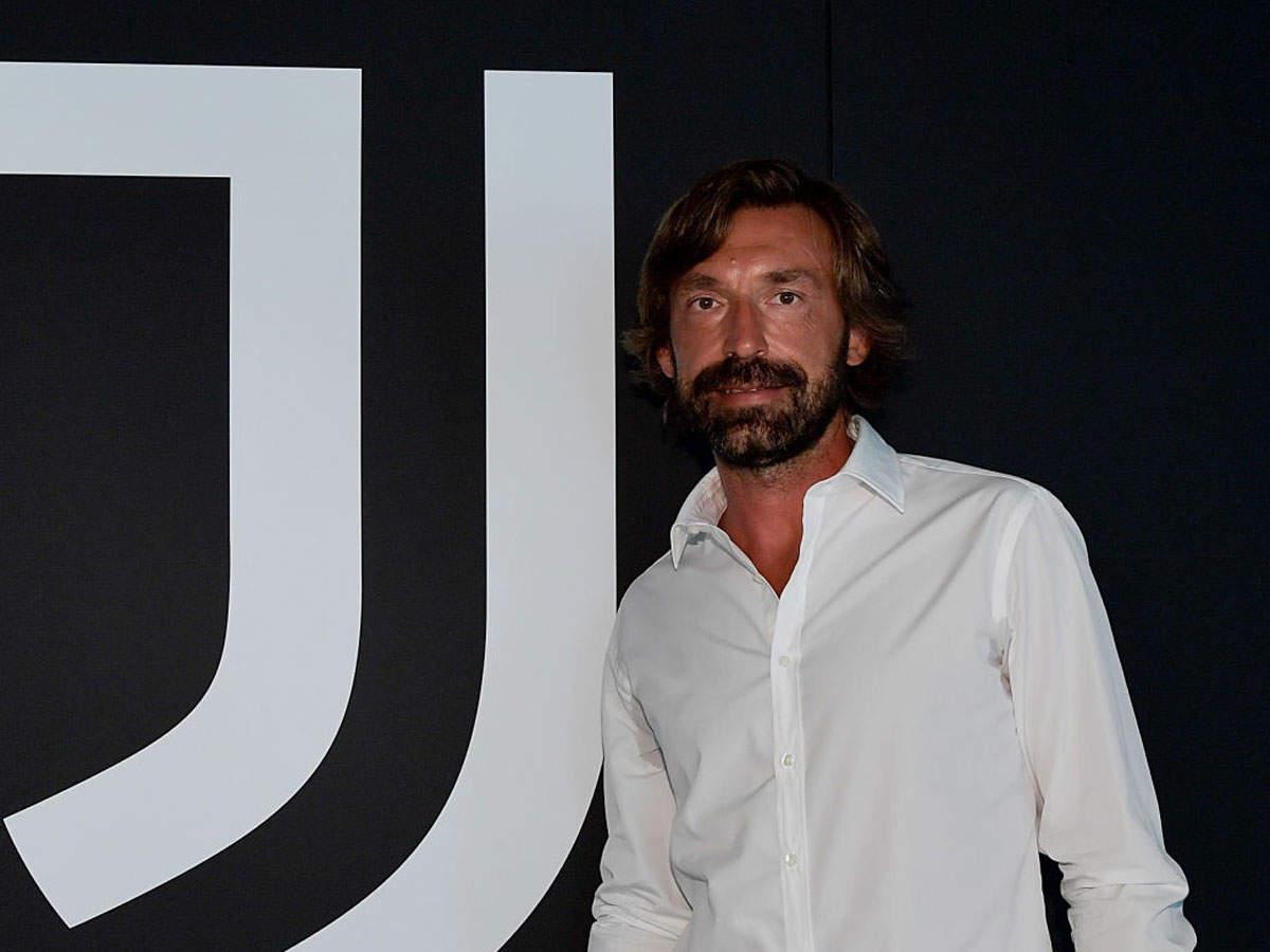 Juventus Bet On Andrea Pirlo Becoming New Zinedine Zidane Pep Guardiola Football News Times Of India