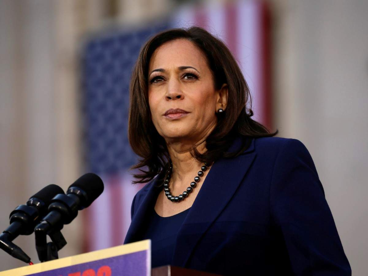 Lotus To Potus Desis Weigh In On Kamala Harris Times Of India