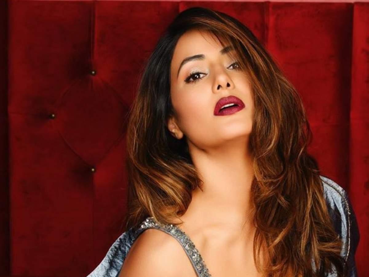 TV actress Hina Khan is 'heartbroken' as Aamir Khan and Kiran Rao announce divorce