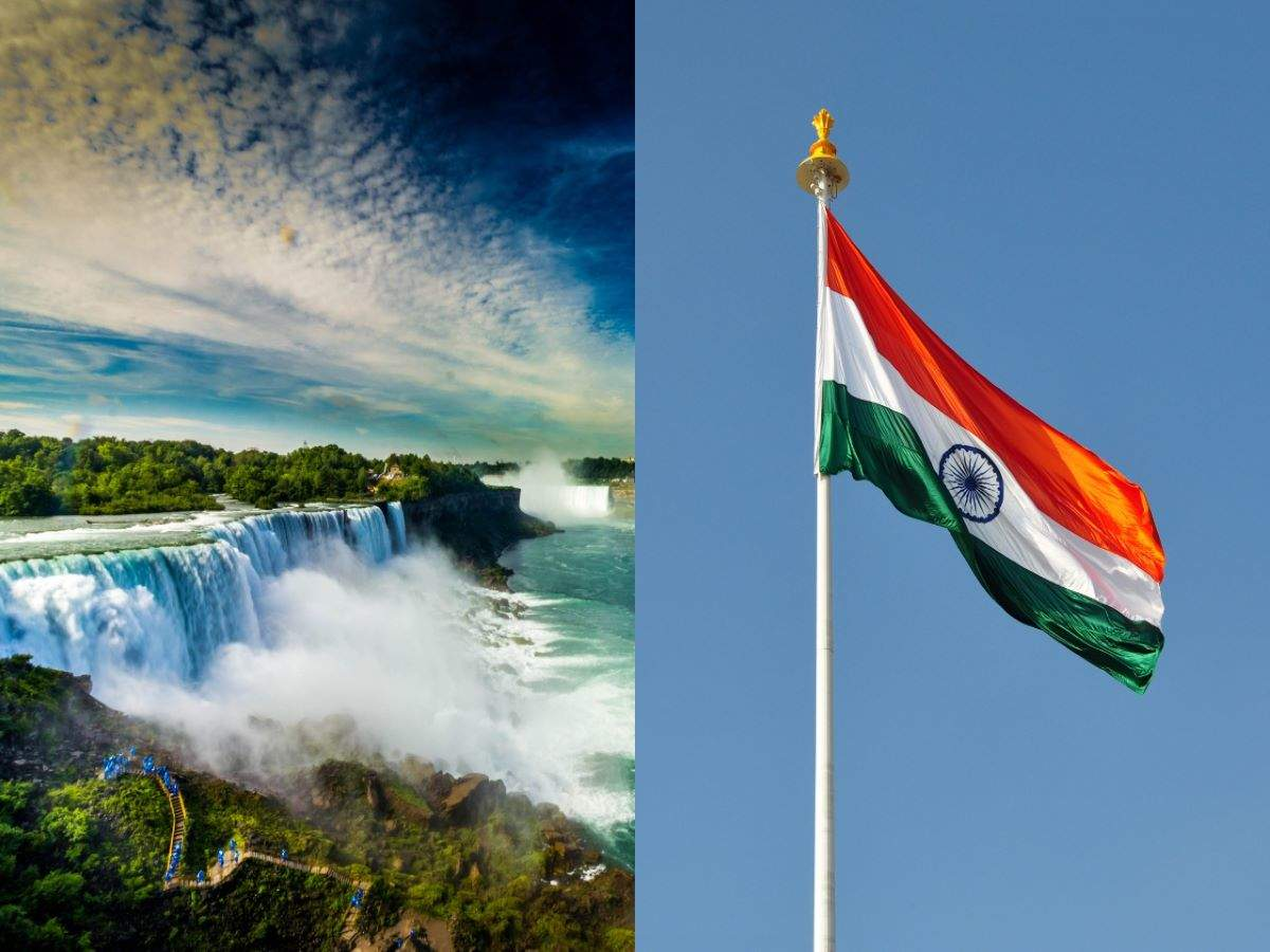 Independence Day 2020: Indian Flag to be hoisted at iconic Niagara Falls on Aug 15