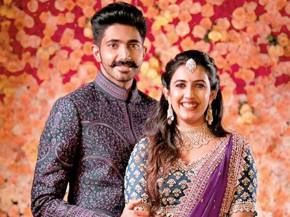 A star-studded engagement for Niharika Konidela and Chaitanya JV | Events  Movie News - Times of India