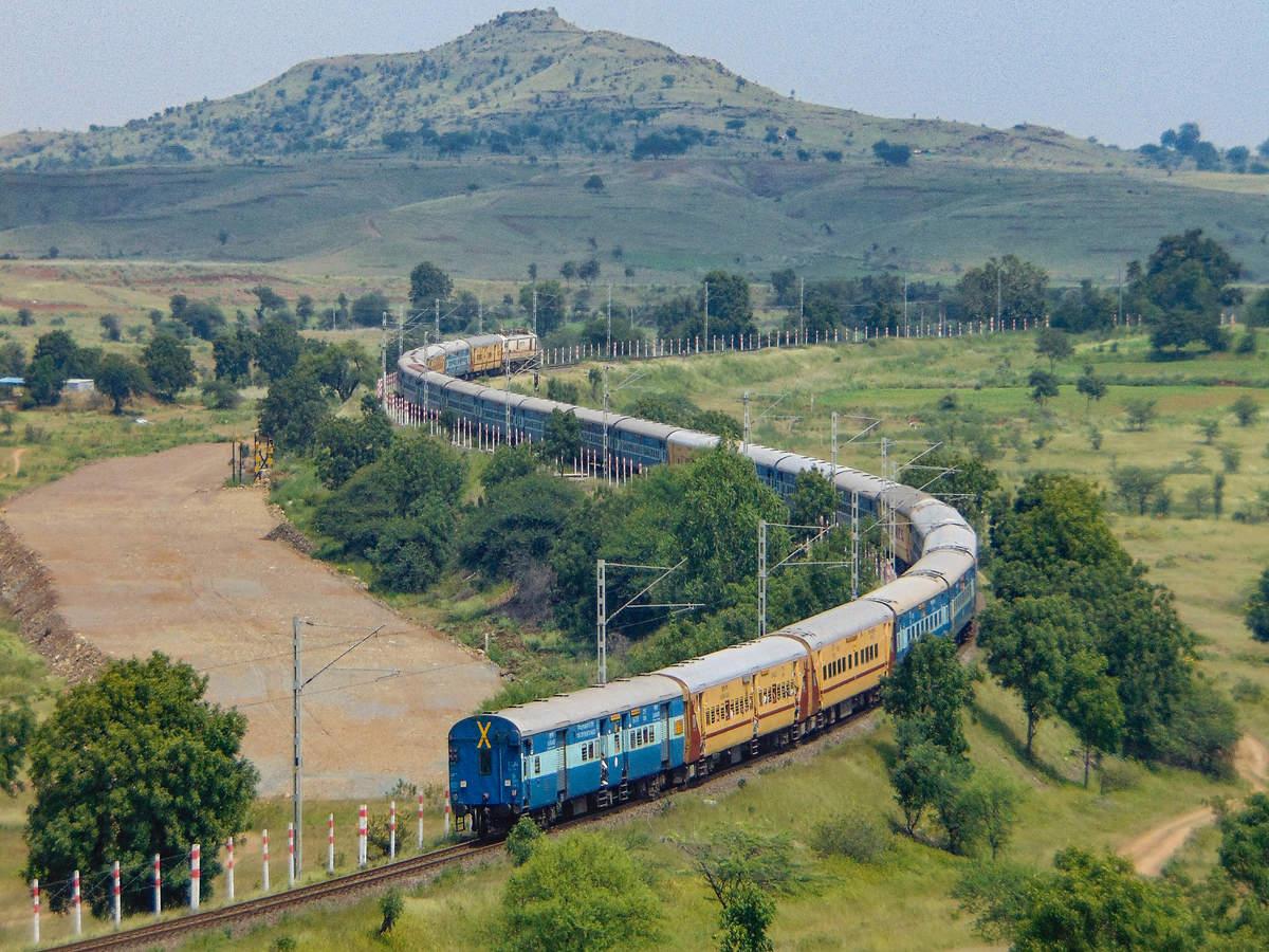 Indian Railways suspend passenger train services till further notice