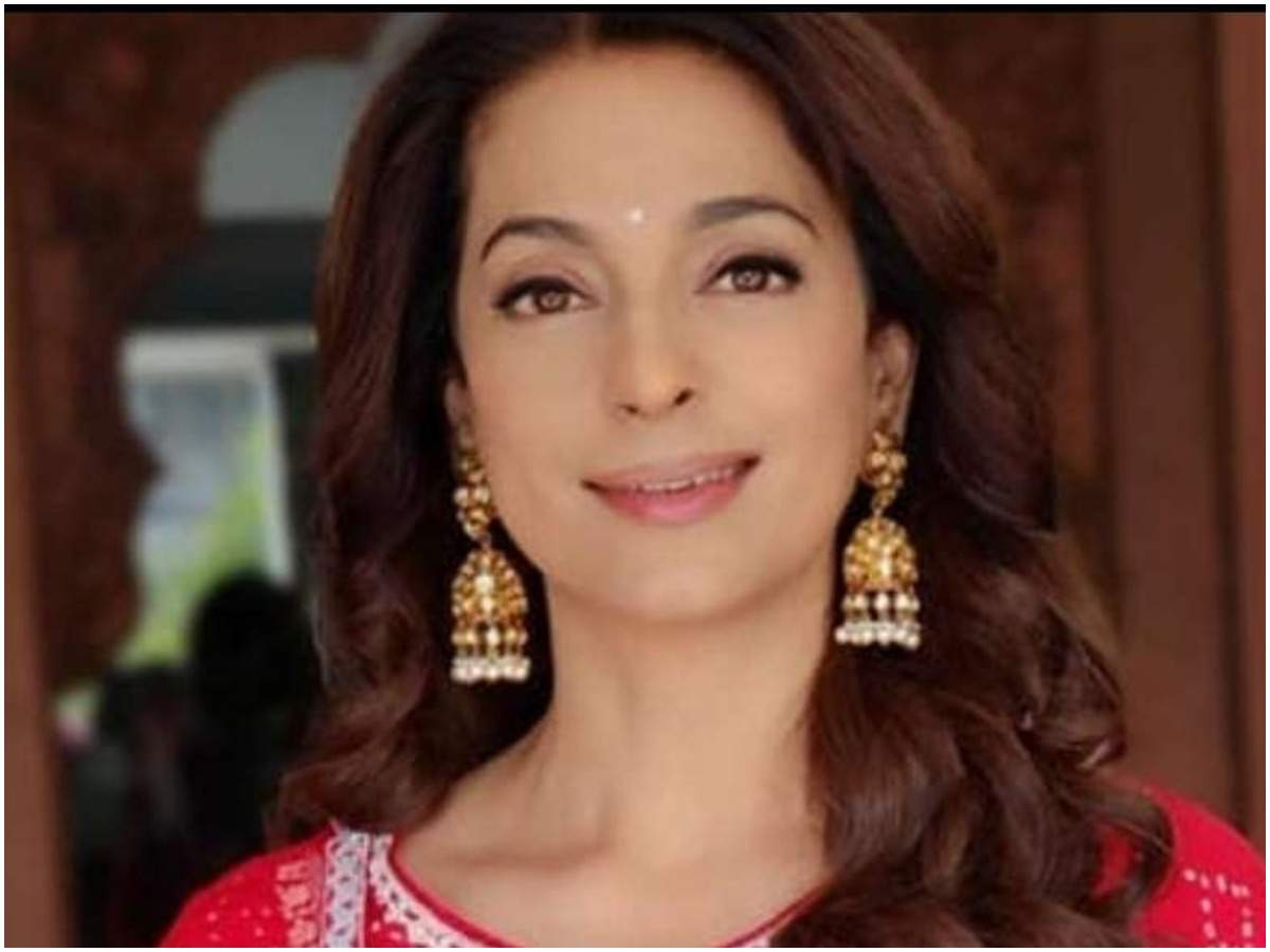 Juhi Chawla excited to sing for Dr L Subramaniam | Hindi Movie News - Times  of India