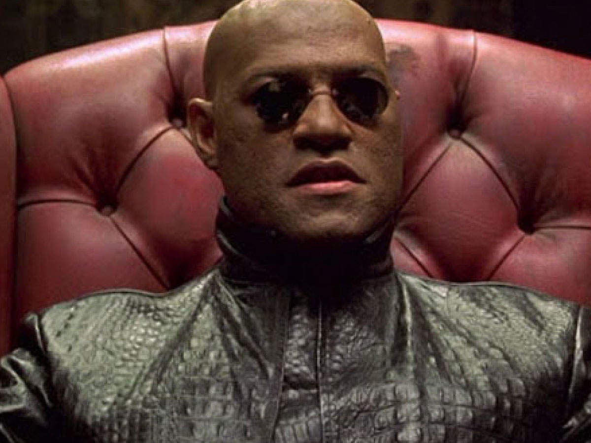 Laurence Fishburne 'not invited' to reprise his role in 'The Matrix 4'? | English Movie News - Times of India