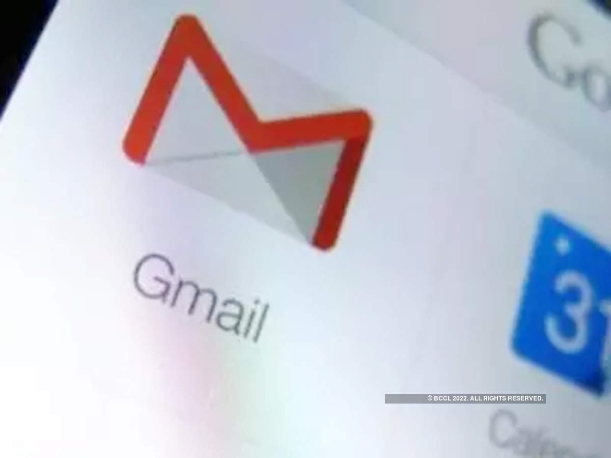 Gmail Down Gmail Drive And Other Google Services Back Online After Hours Long Disruption Times Of India