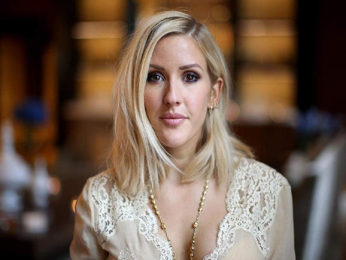 Ellie Goulding Doesn T Remember Much Of Her Twenties English Movie News Times Of India