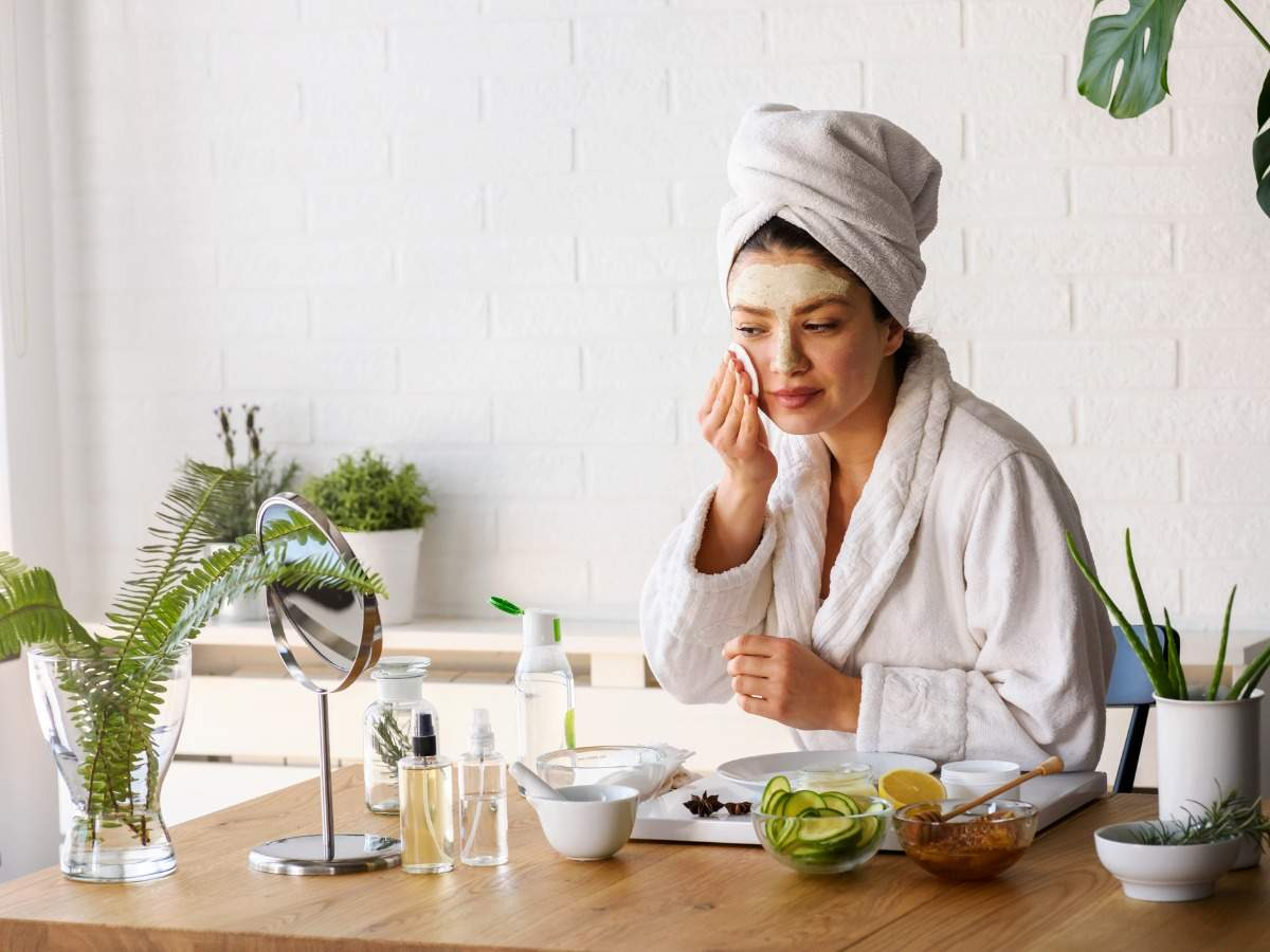 How to take care of your skin during the pandemic - Times of India