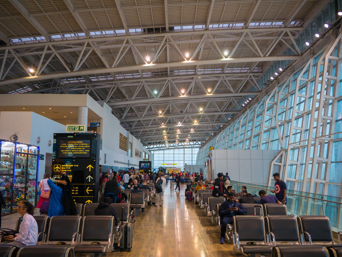 Chennai International Airport reopens for international flights