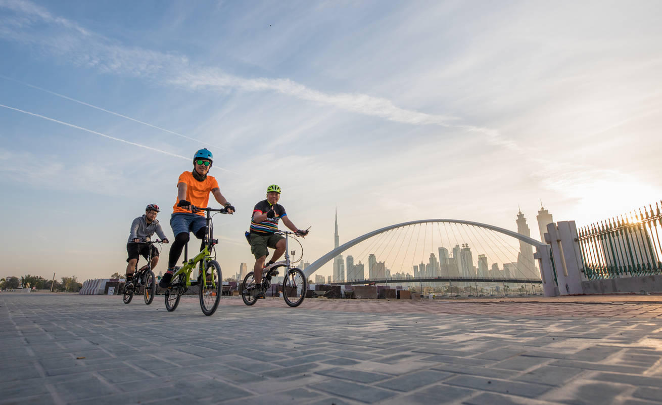Dubai to soon become a cycling-friendly city