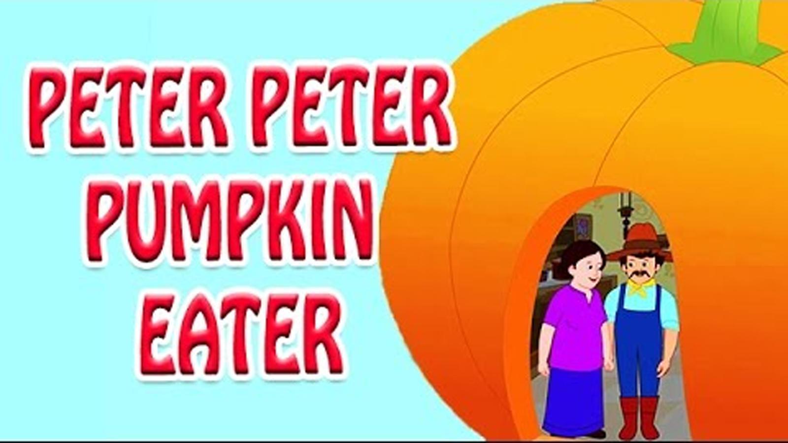 Peter Pumpkin Eater/'s House