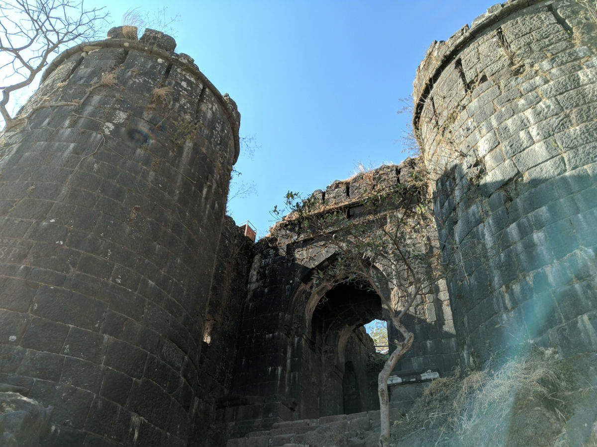 Sinhagad Fort—the fort on which Bollywood's Tanhaji is based